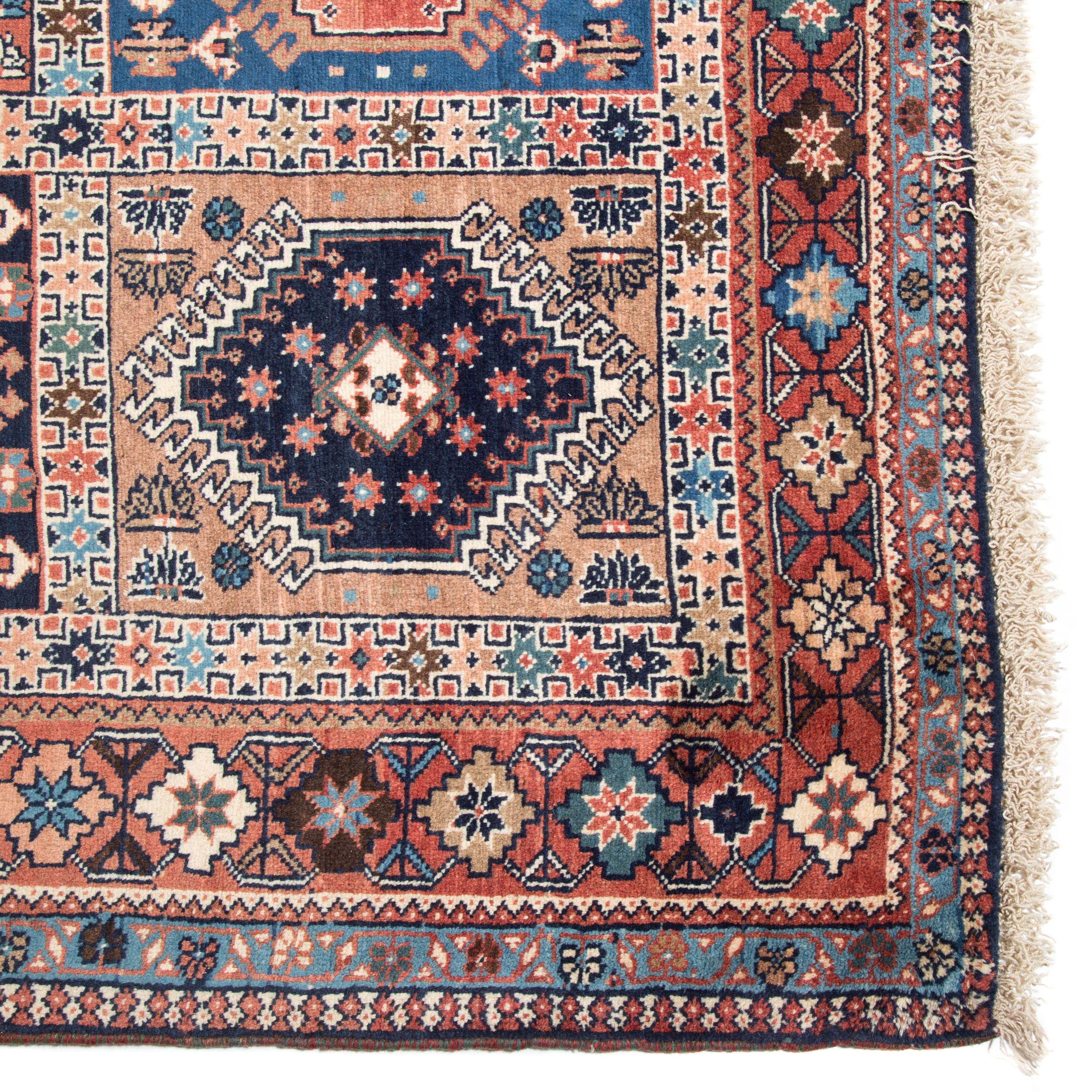 Alex Cooper Reserve Persian Wool Pile On Wool Foundation